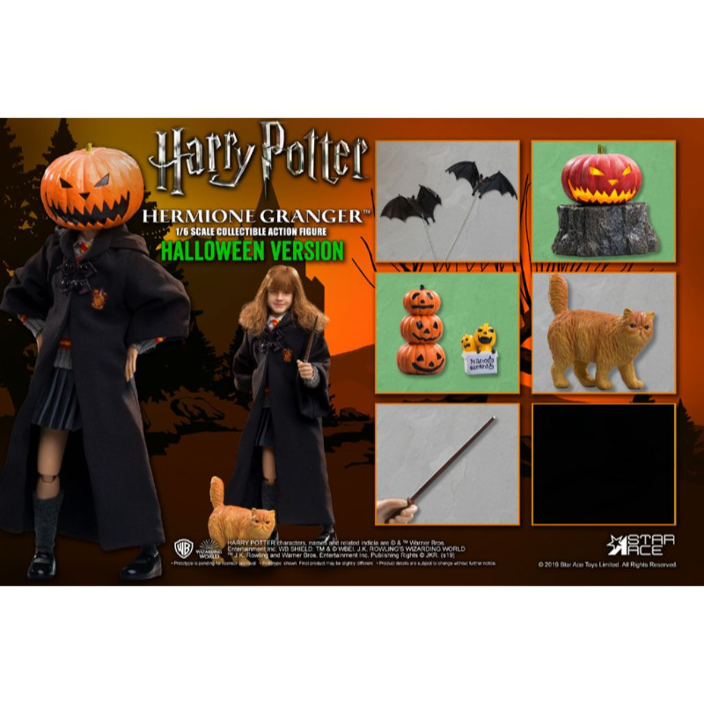 HW0003 - Harry Potter and the Sorcerer's Stone - Hermione Granger (Halloween Version)