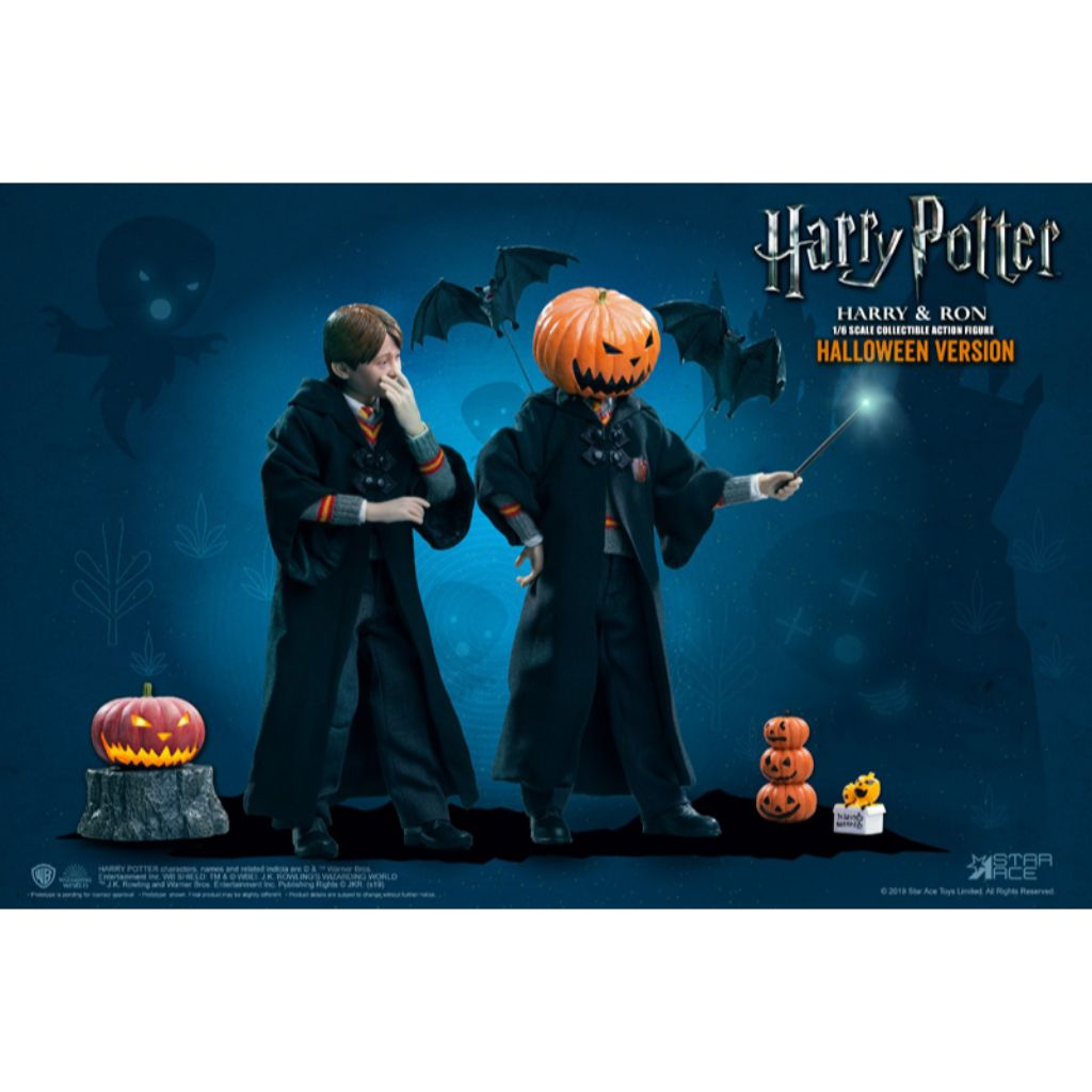 HW0001 - Harry Potter and the Sorcerer's Stone - Harry Potter (Halloween Version)