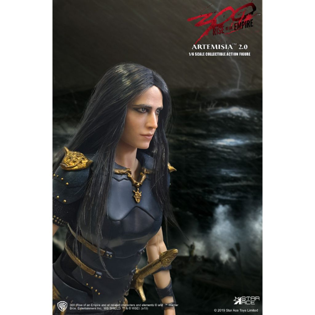 SA0045S - 300: Rise of an Empire - General Artemisia 2.0