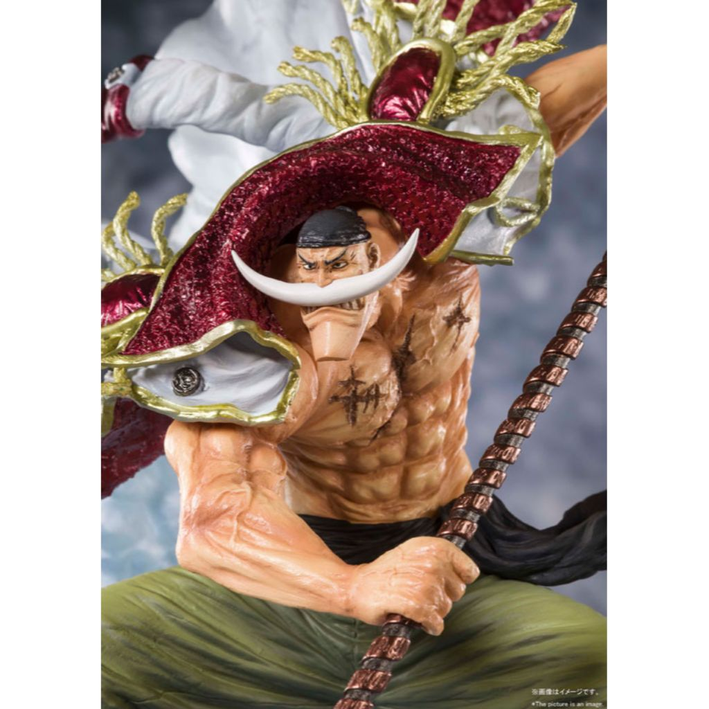 Figuarts Zero One Piece - Edward Newgate -Whitebeard Pirates Commander-