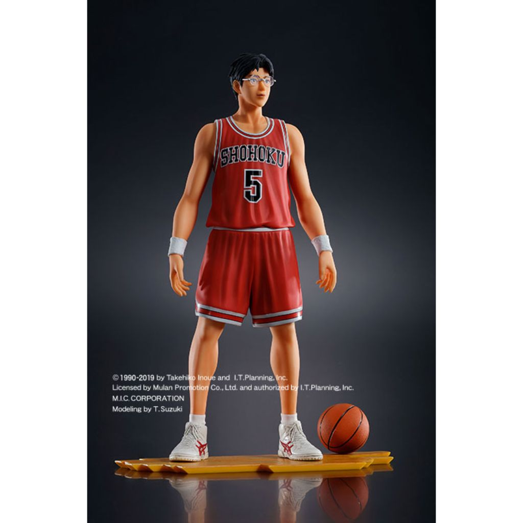 Slam Dunk -The Spirit Collection Of Takehiko Inoue- Vol 6 - Kiminobu Kogure