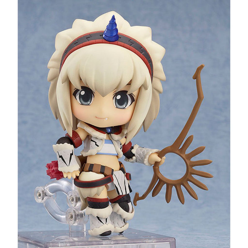 Nendoroid 377 Monster Hunter 4 - Hunter Female - Kirin Edition (Reissue)