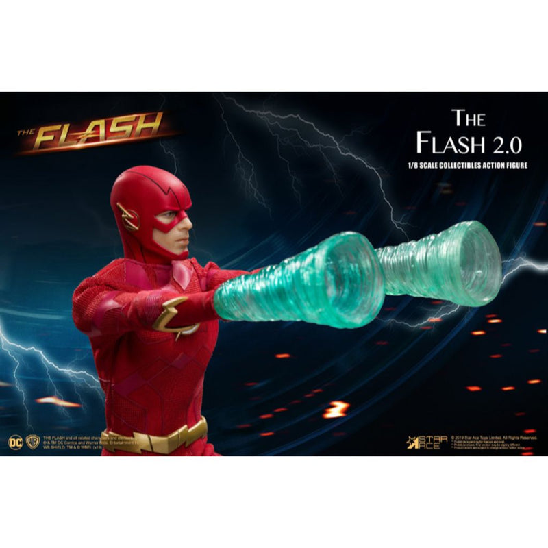 SA8014A - The Flash - The Flash 2.0 (DX)