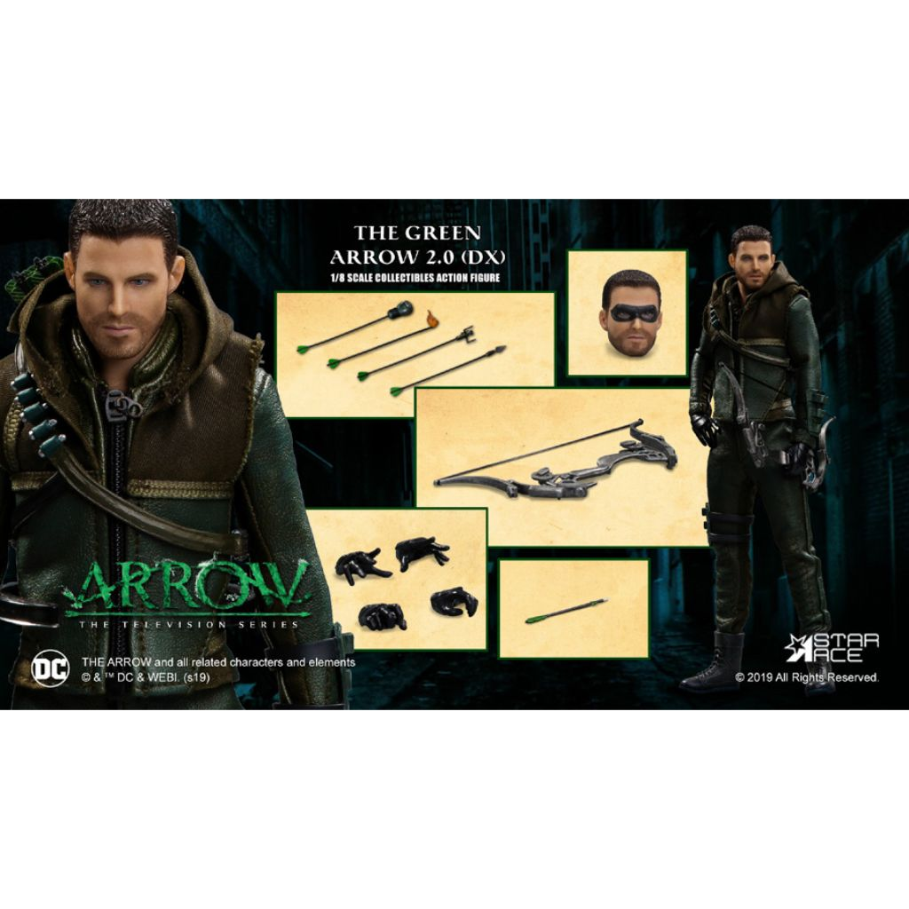 SA8015A - The Arrow - The Green Arrow 2.0 (DX)