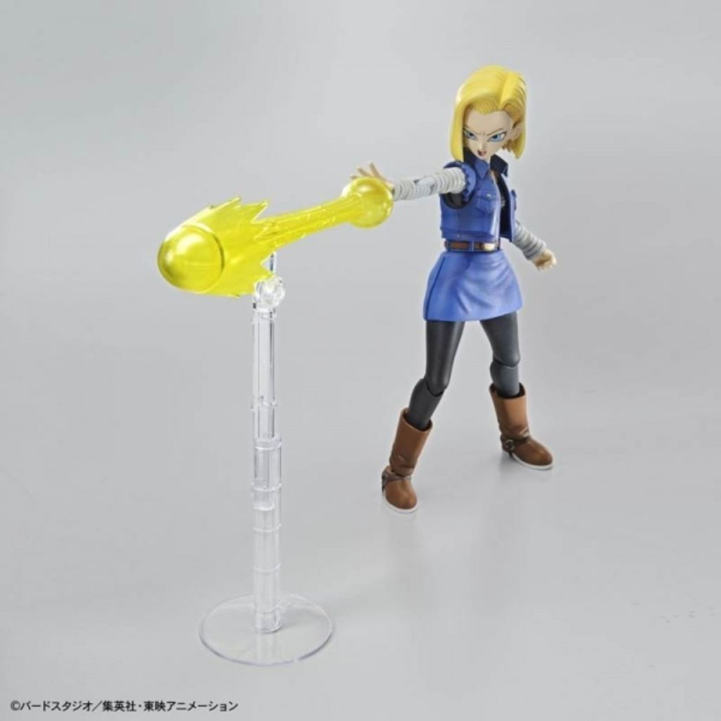 Dragon Ball Figure-rise - Android 18 (Renewal Version) Plastic Kit