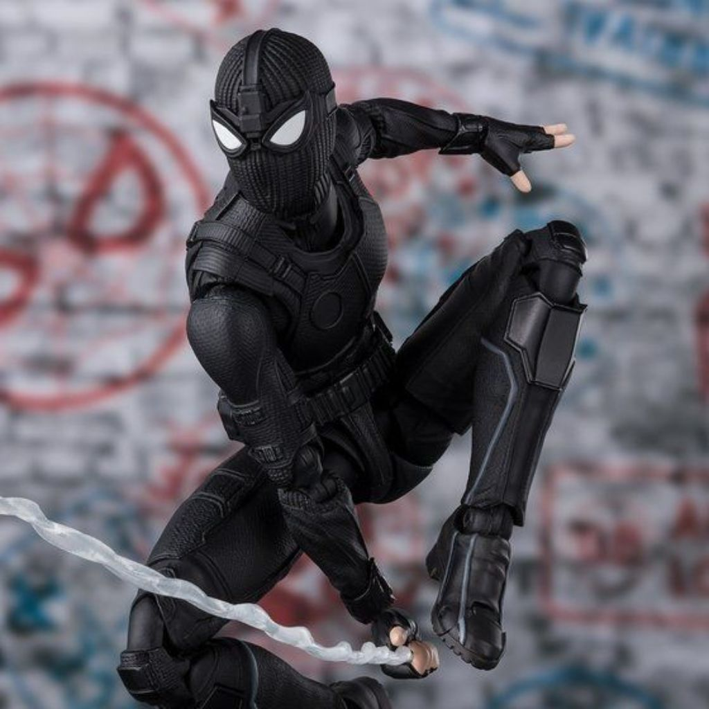 S.H. Figuarts Spiderman Far From Home - Spiderman Stealth Suit