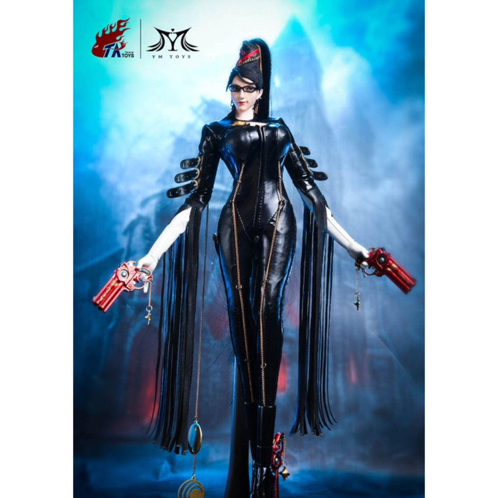 JZ01 - 1/6th Scale Witch Hunter Angel