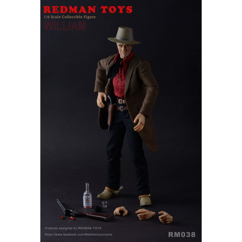 RM038 - 1/6th Scale Collectible Figure - William