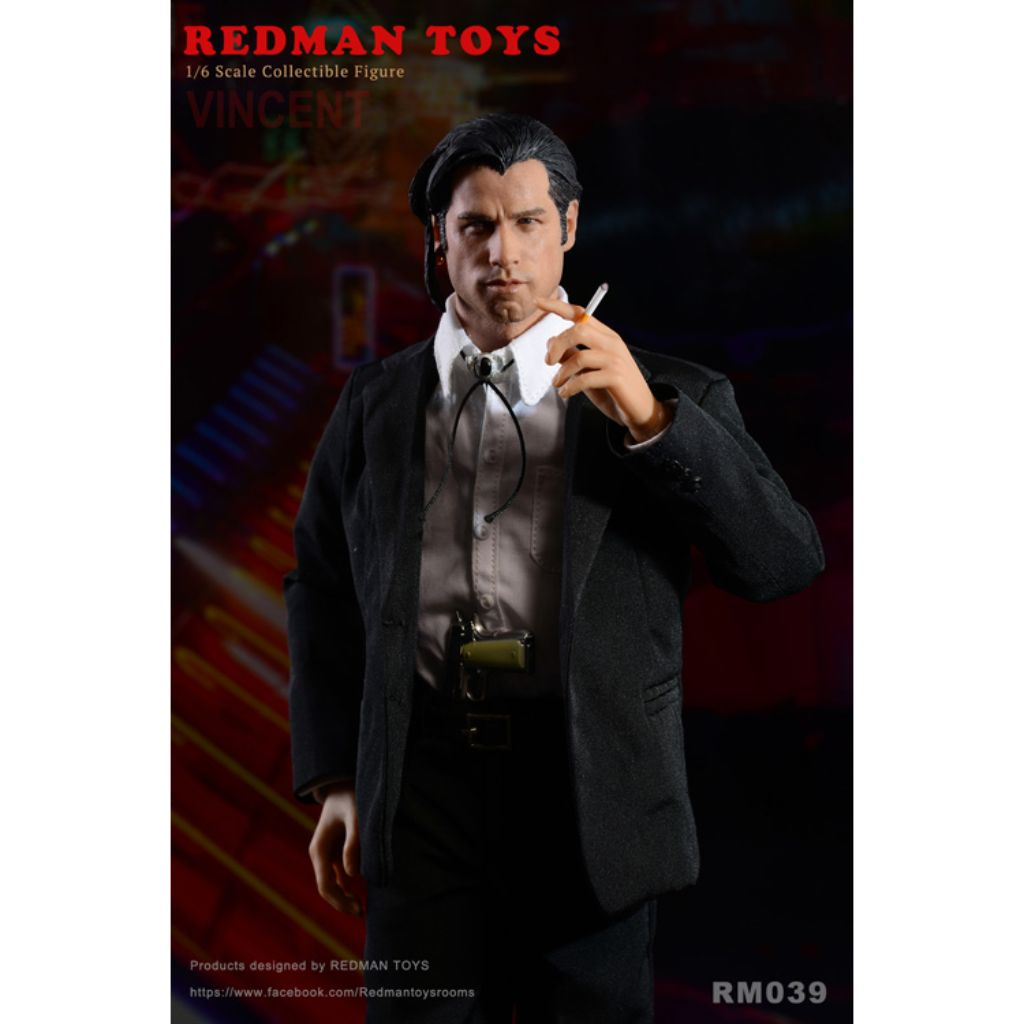 RM039 - 1/6th Scale Collectible Figure - Vincent