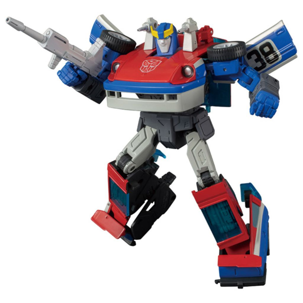 Transformers Masterpiece MP-19+ - Smokescreen