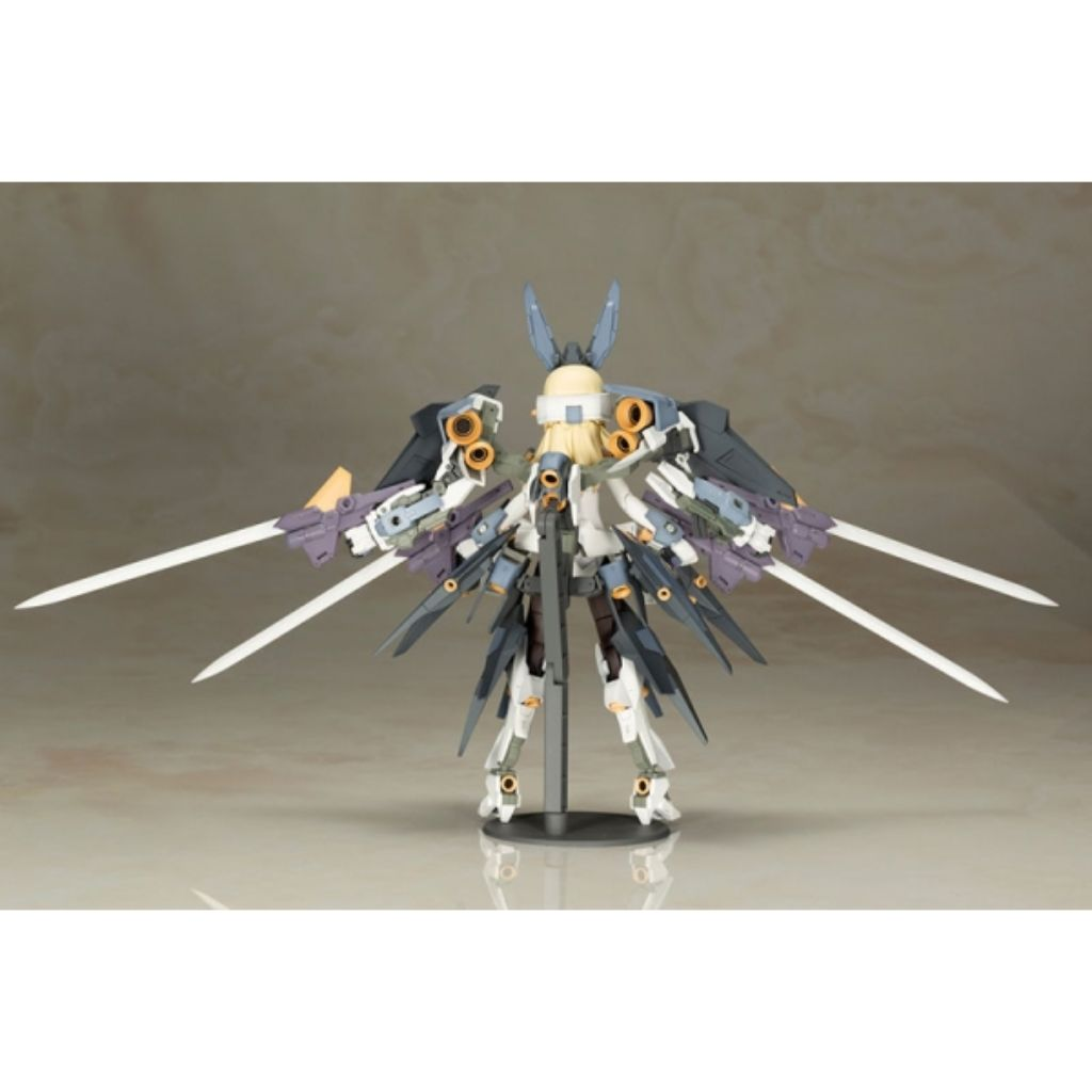 Frame Arms Girl - Zerfikar ST Version Plastic Kit