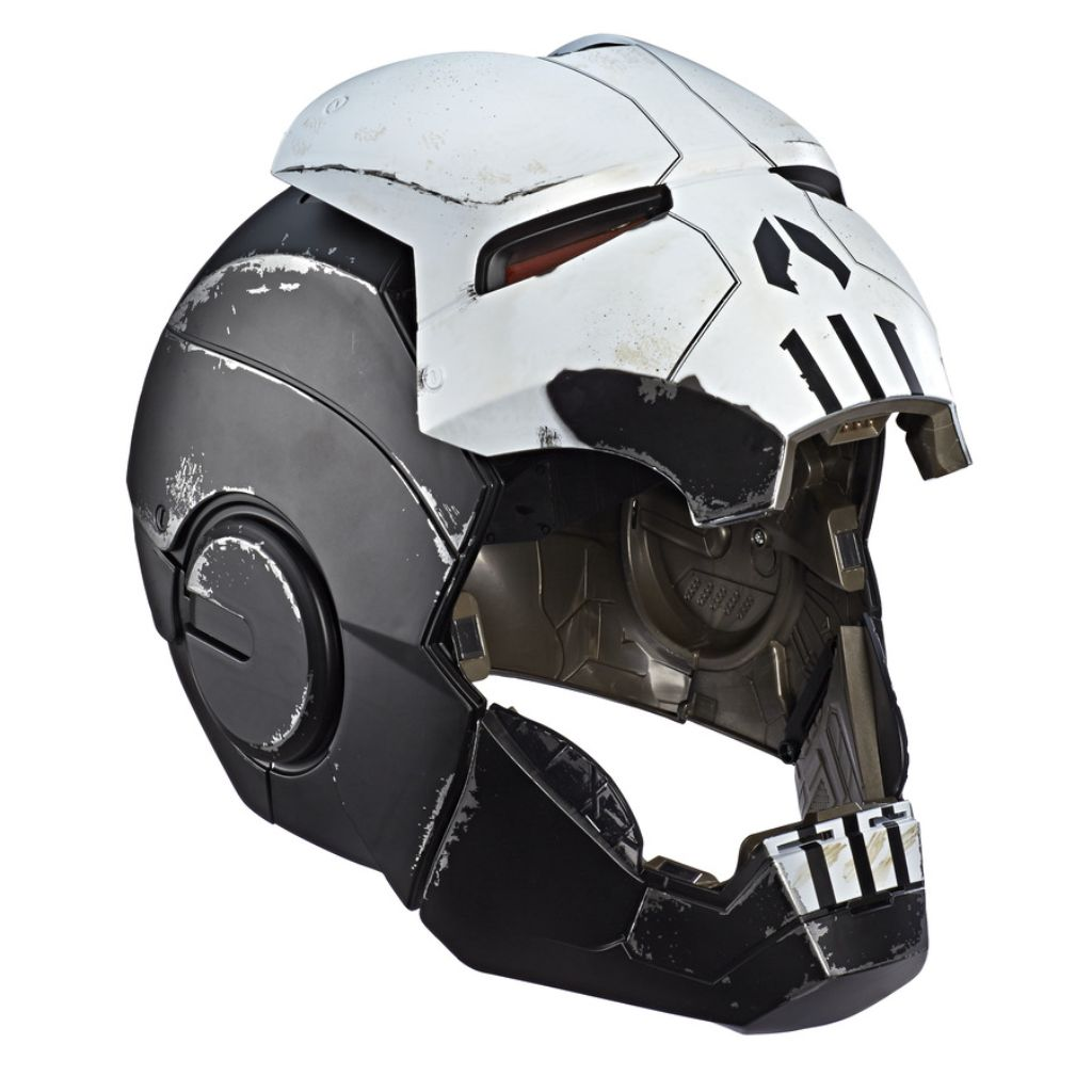 Marvel Legends Series - Marvel Future Fight - Punisher War Machine Electronic Helmet