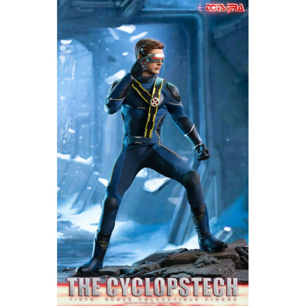 1/6th Scale Collectible Figure - The Cyclopstech