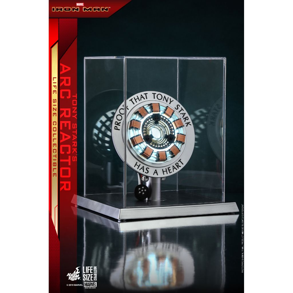 LMS012 - Iron Man - Tony Stark's Arc Reactor Life-Size Collectible