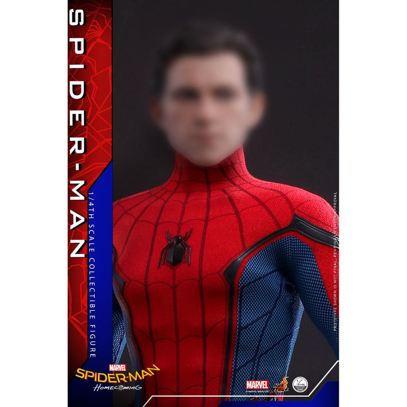 QS014 - Spider-Man Homecoming - 1/4th scale Spider-Man