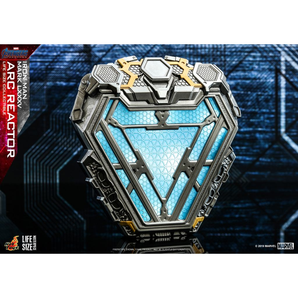 LMS010 - Avengers Endgame - Iron Man Mark LXXXV Arc Reactor Collectible