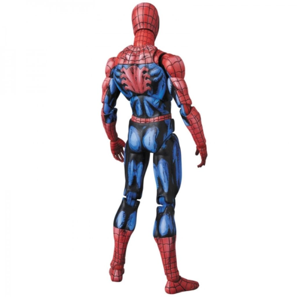 MAFEX 108 Spiderman - Spiderman (Comic Paint Version)