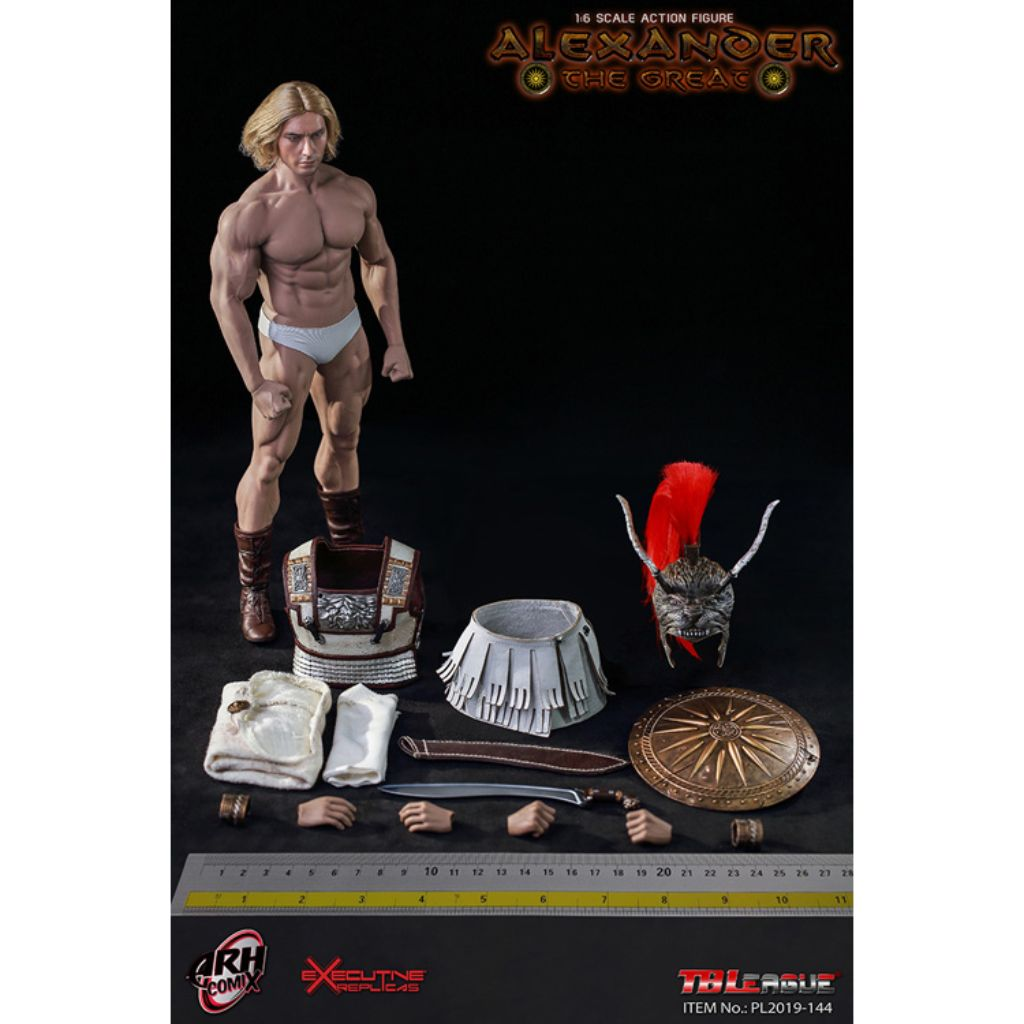 TBLeague 1//6th Alexander Soldier Figure Model Toys F Collection PL2019-144 Doll