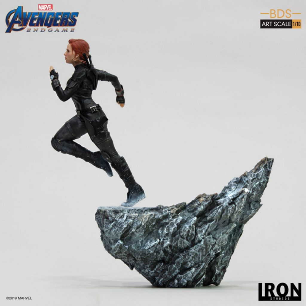 Avengers Endgame BDS Art Scale 1/10 - Black Widow