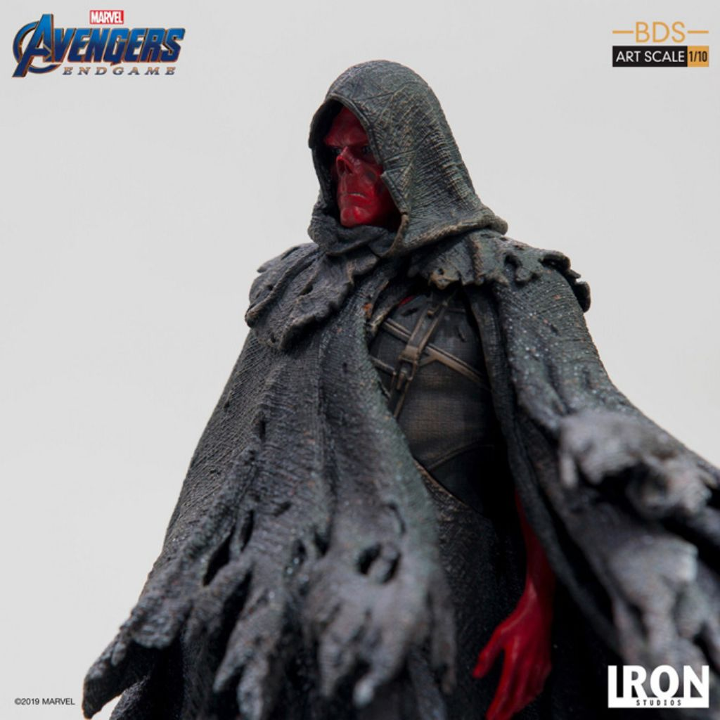 Avengers Endgame BDS Art Scale 1/10 - Red Skull
