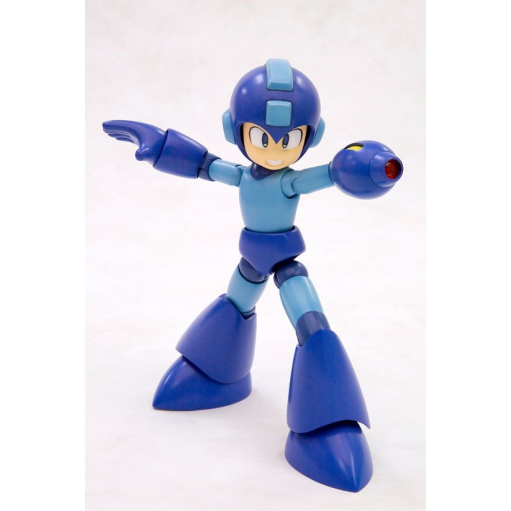 Rockman (Mega Man) - Rockman Re-Package Plastic Kit (Reissue)