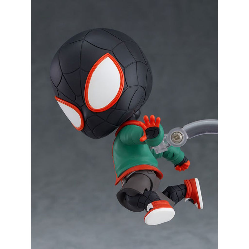 Nendoroid 1180-DX Spider-man - Miles Morales Spider-Verse Edition DX Version