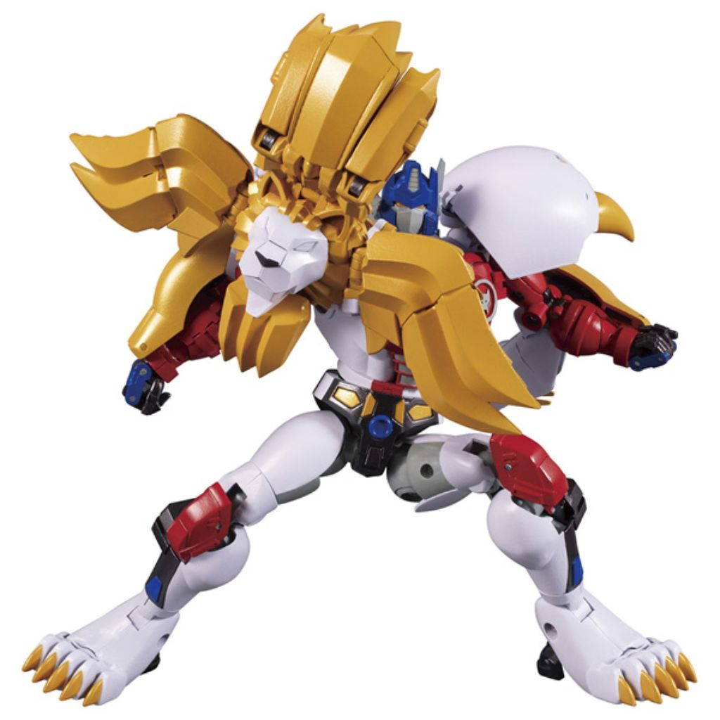 Transformers Masterpiece MP-48 - Lio Convoy (Beast Wars)