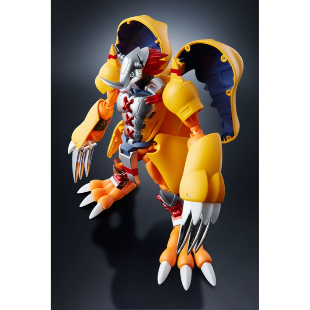 Digimon Adventure Digivolving Spirits 01 - Wargreymon (Reissue)