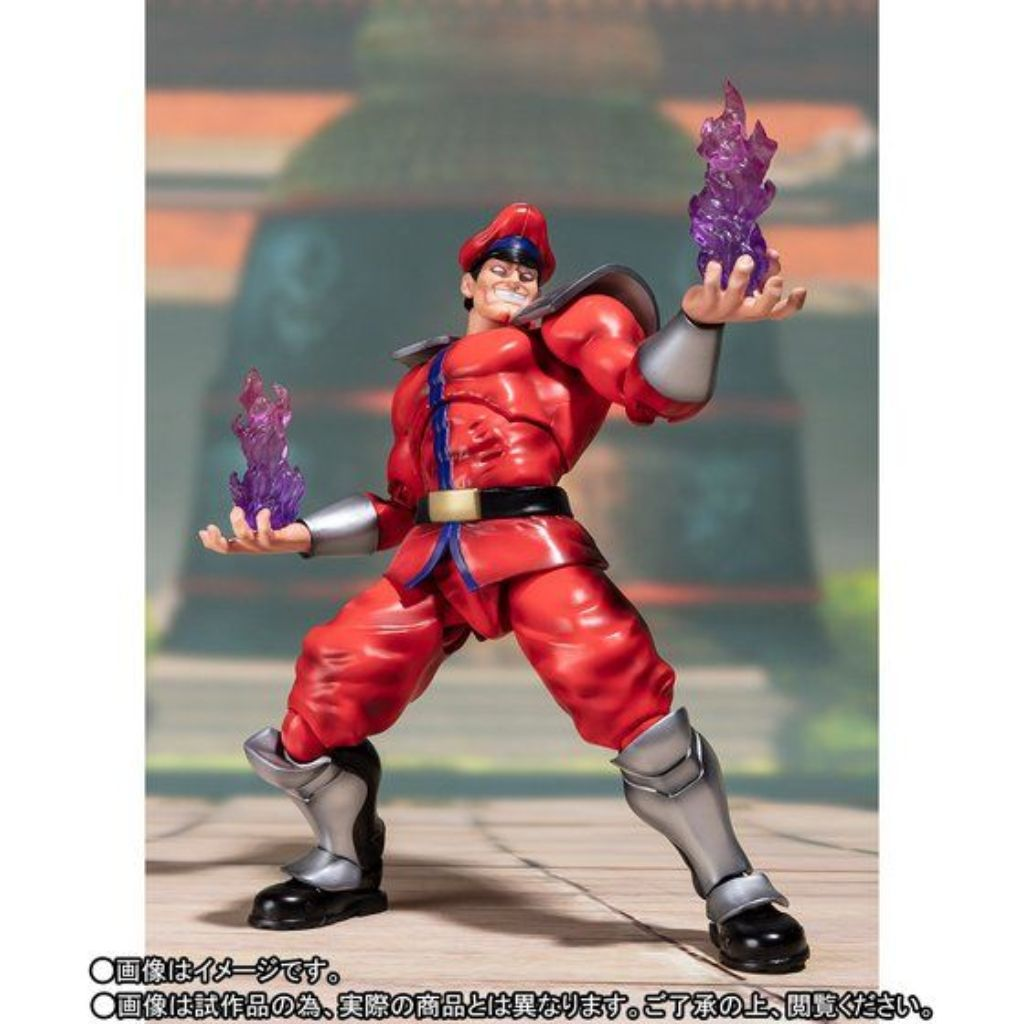 S.H. Figuarts Street Fighter - M. Bison