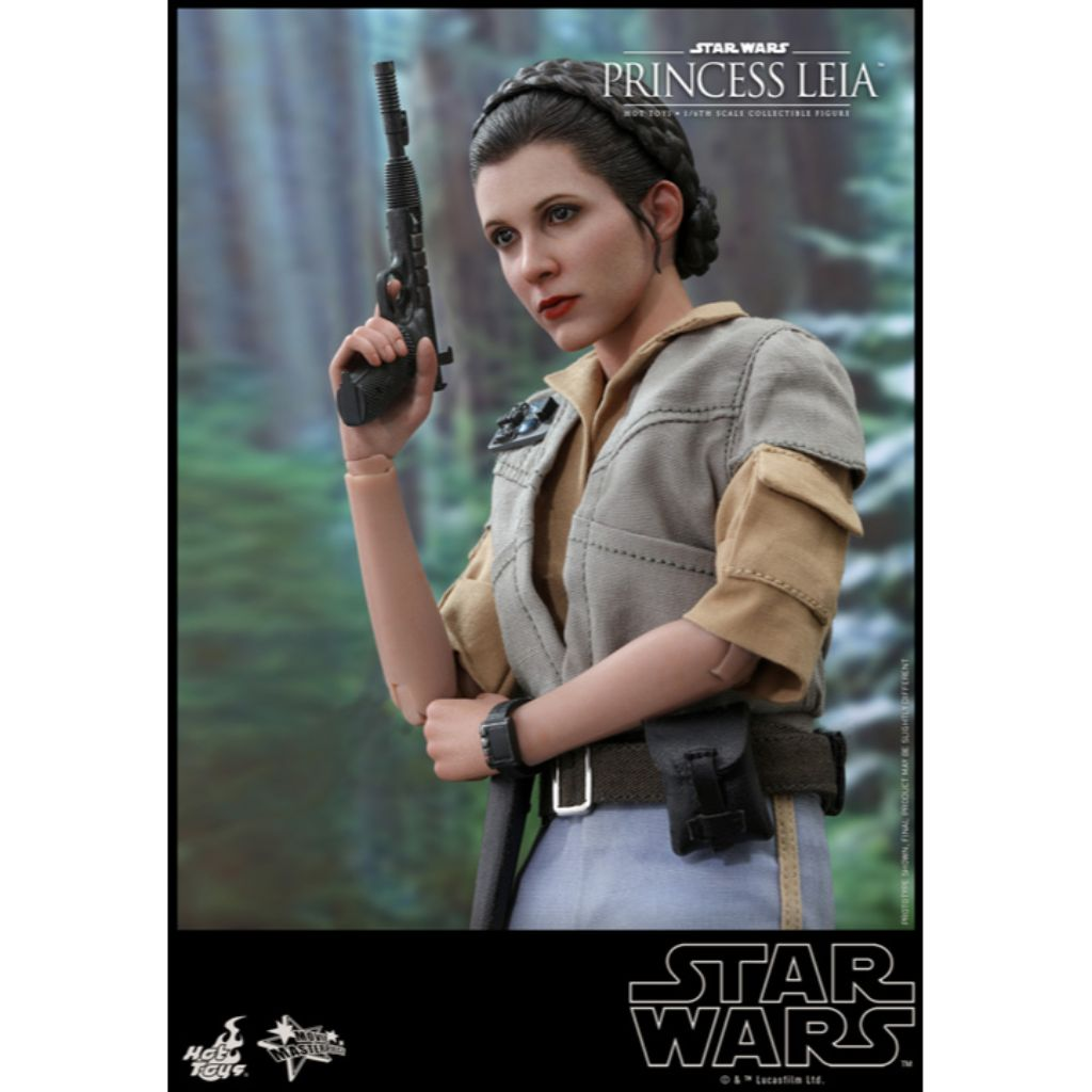 MMS549 - Star Wars: Return of the Jedi - 1/6th scale Princess Leia