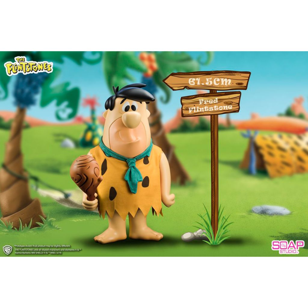 The Flintstones - Fred 24 Inch Vinyl Figure