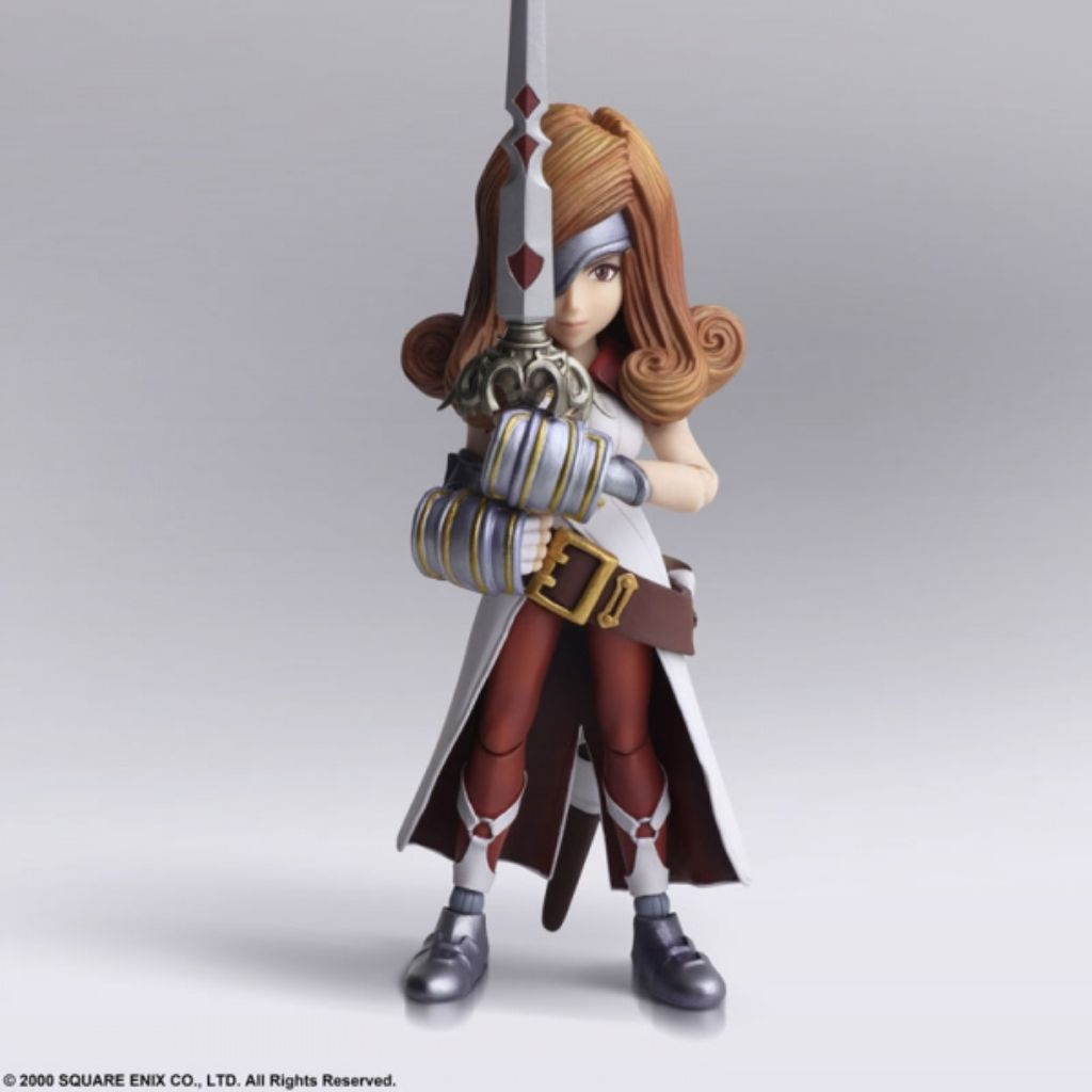 Bring Arts Final Fantasy IX - Freya Crescent & Beatrix Set