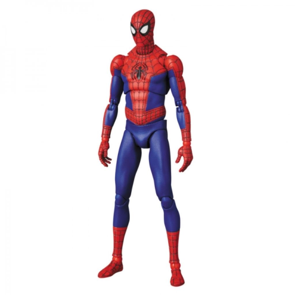 MAFEX 109 Spiderman Into The Spider-Verse - Spiderman (Peter B Parker)