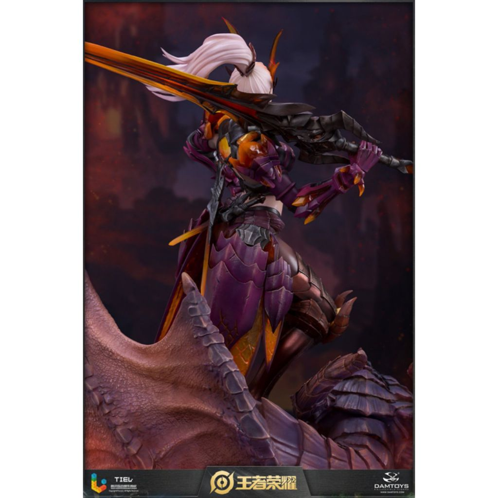 CS015 - Honor of Kings - Hua Mulan 1/8th Statue (Deluxe Edition)