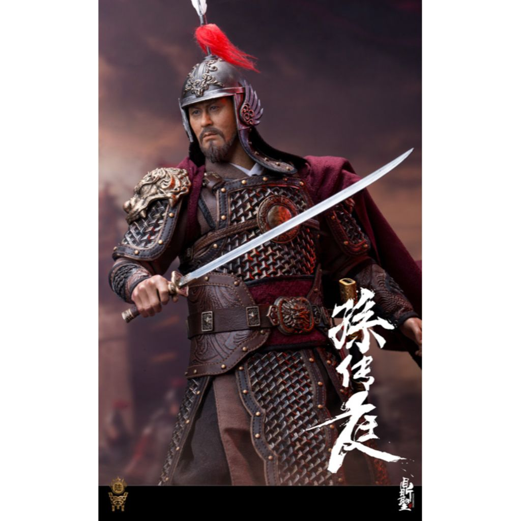 DS005-A - Ming Dynasty General - Sun Chuanting (Standard Ver.)