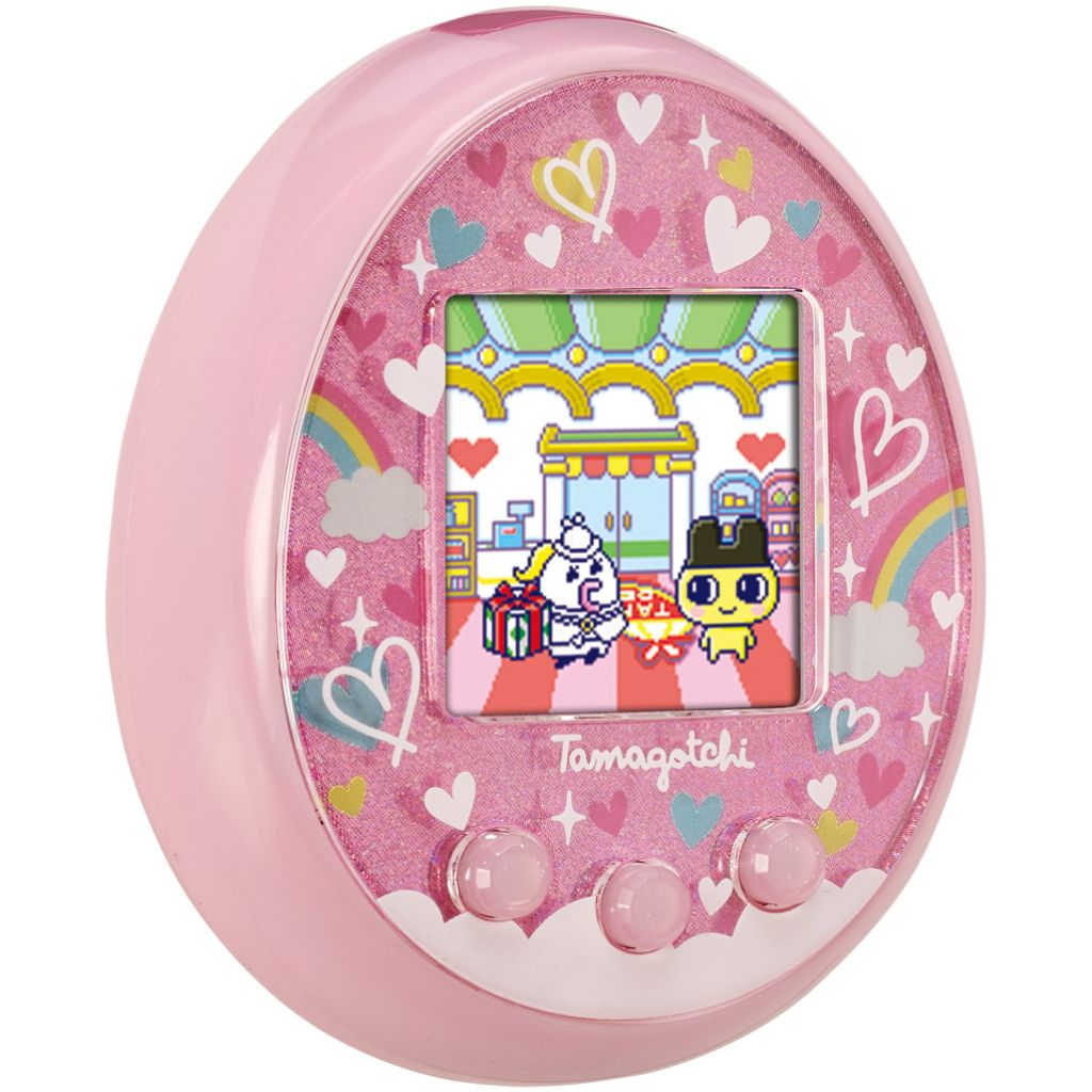 Tamagotchi On - Fairy Pink