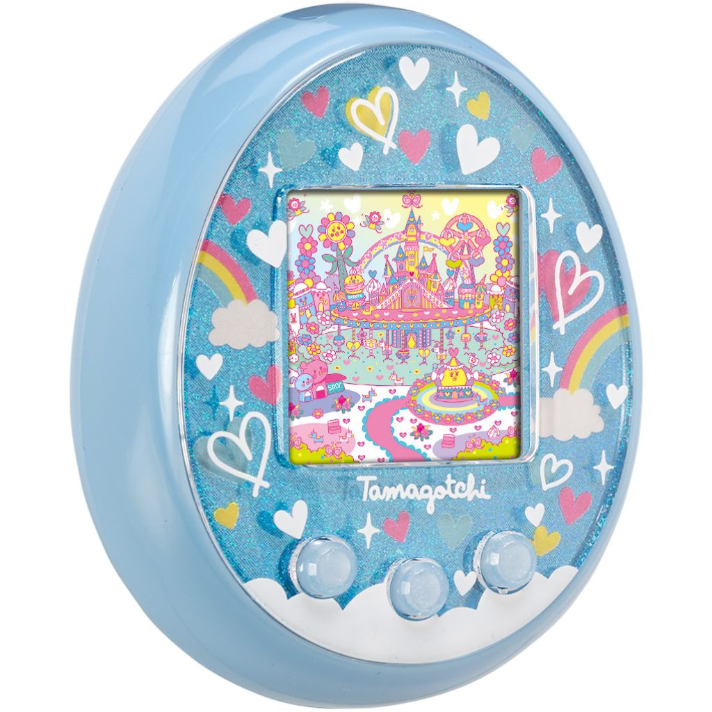 Tamagotchi On - Fairy Blue
