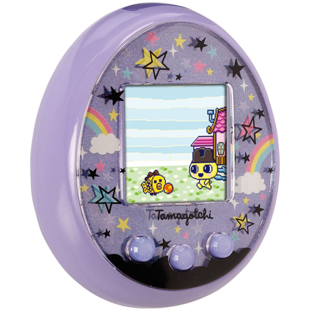Tamagotchi On - Magic Purple