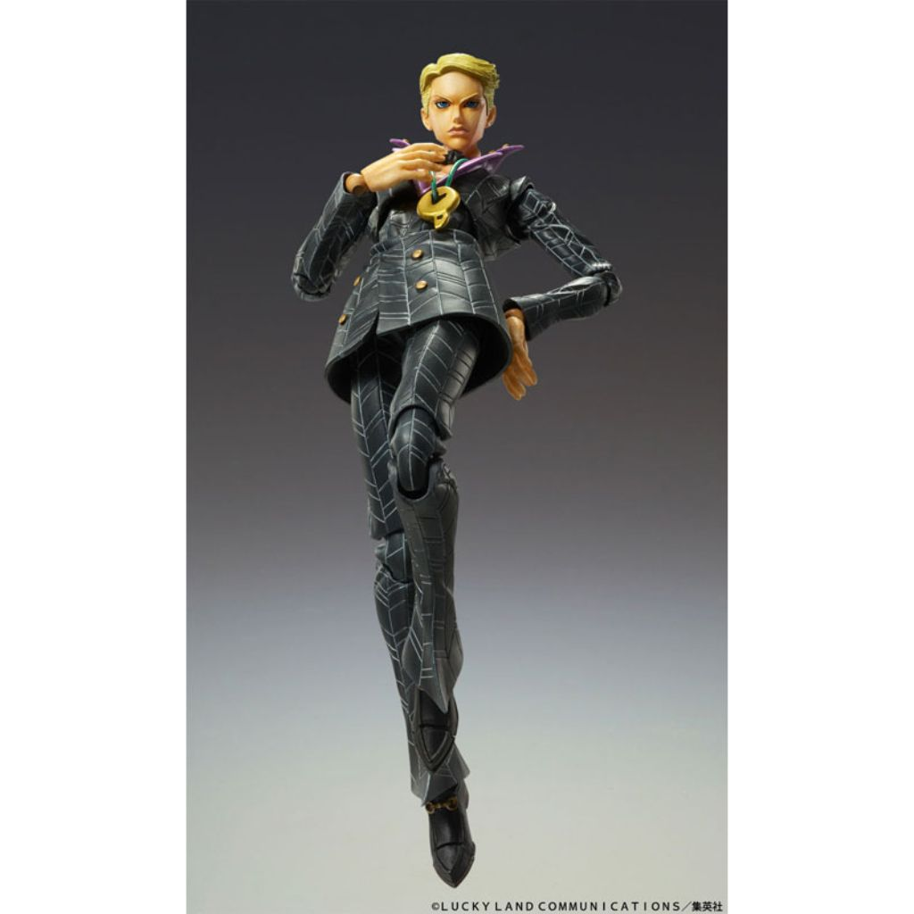 JoJo Super Action Statue - Prosciutto