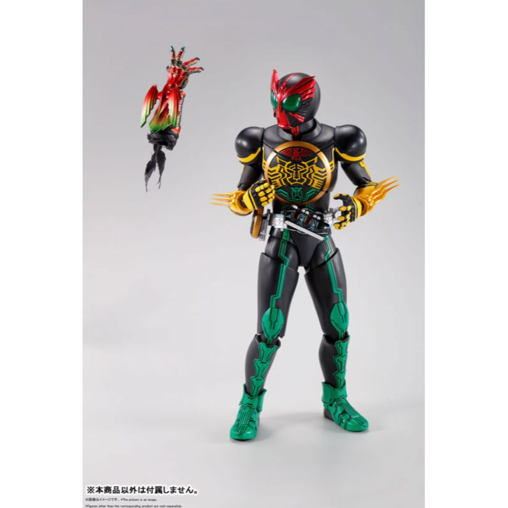 *S.H. Figuarts (Shinkocchou Seihou) Kamen Rider OOO - Ankh (subjected to allocation)