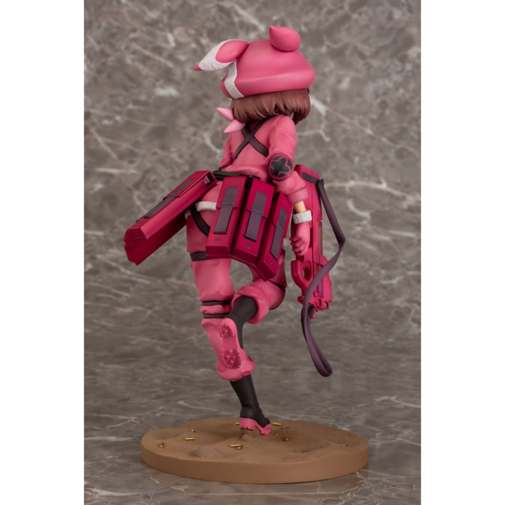 Sword Art Online - Gun Gale Online Llenn -Desert Bullet Version- (Reissue)