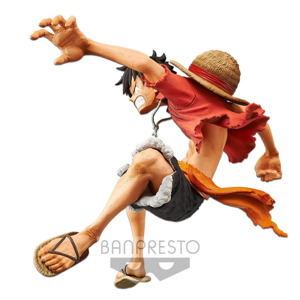 『ONE PIECE STAMPEDE』 MOVIE KING OF ARTIST THE MONKEY・D・LUFFY
