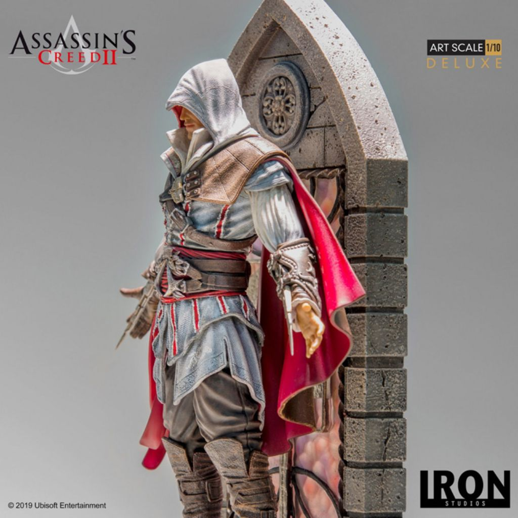 Assassin's Creed II Deluxe Art Scale 1/10 - Ezio Auditore