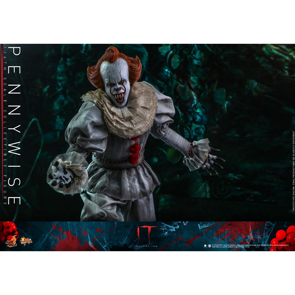 MMS555 - IT Chapter Two - 1/6th scale Pennywise