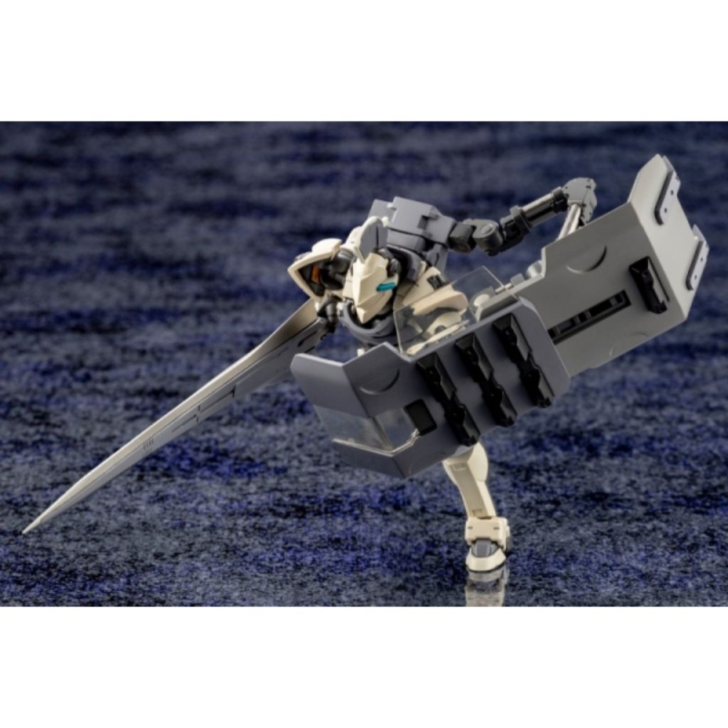 Hexa Gear - Governor Armor Type: Knight (Bianco)