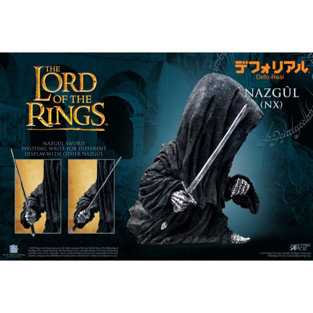 SA6009 Lord of the Rings Series - DF Ring Wraith [Normal Ver.]