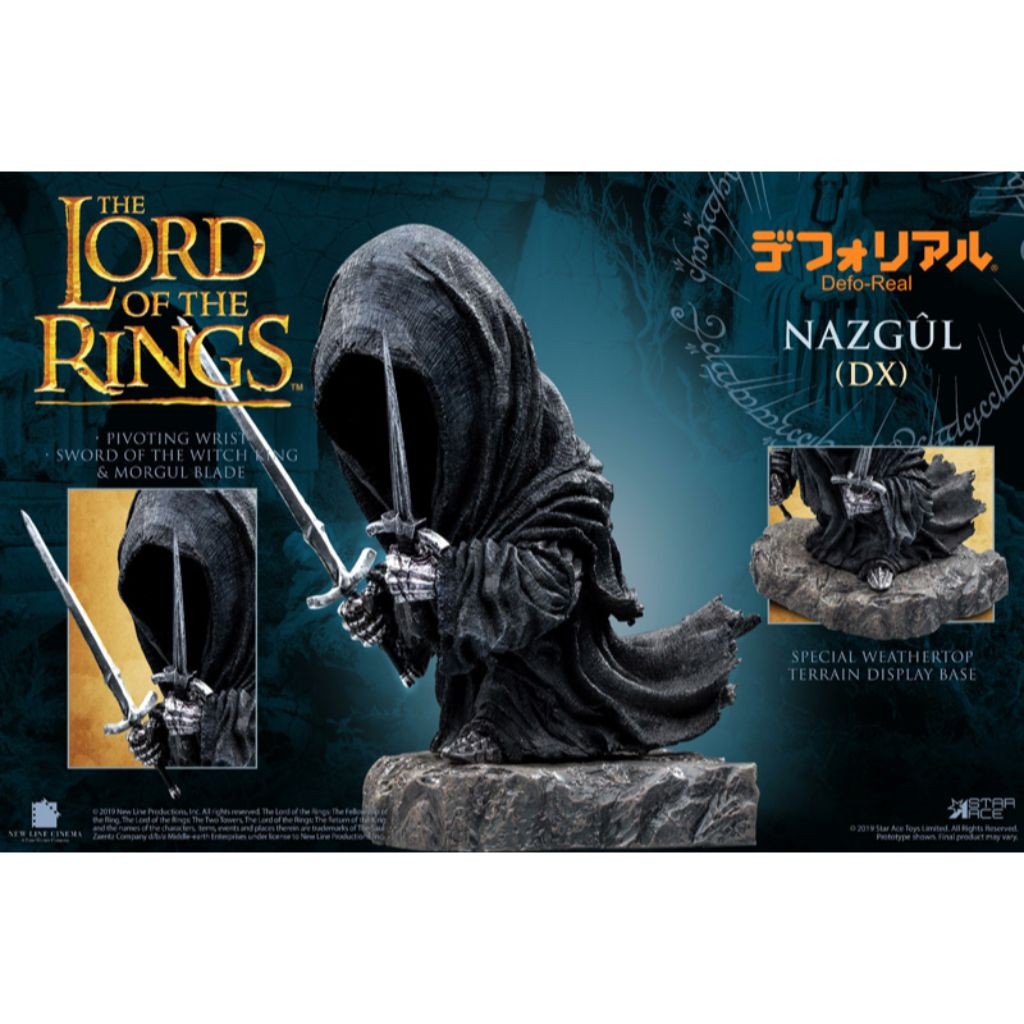 SA6010 Lord of the Rings Series - DF Ring Wraith [Deluxe Ver.]