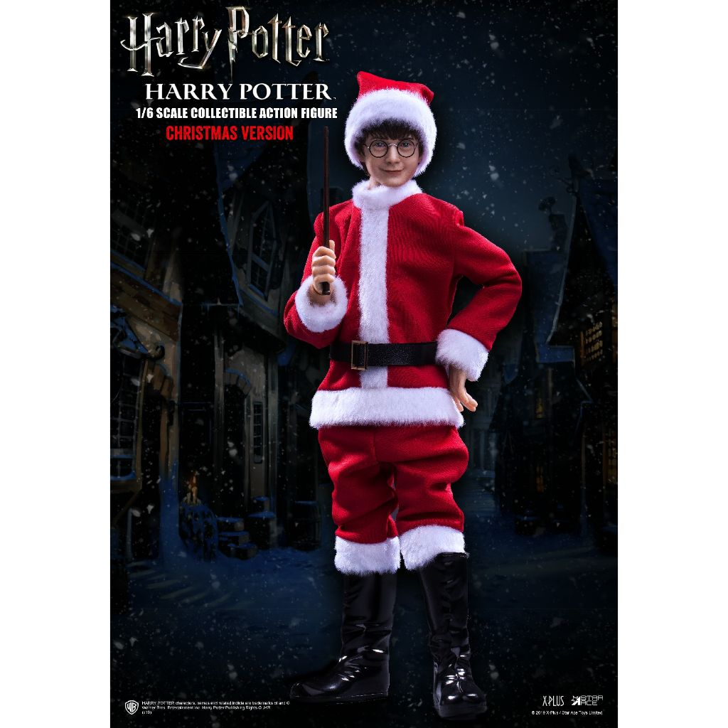 XM0001 Harry Potter Series - 1:6 Harry Potter [Casual] [Xmas Ver.]