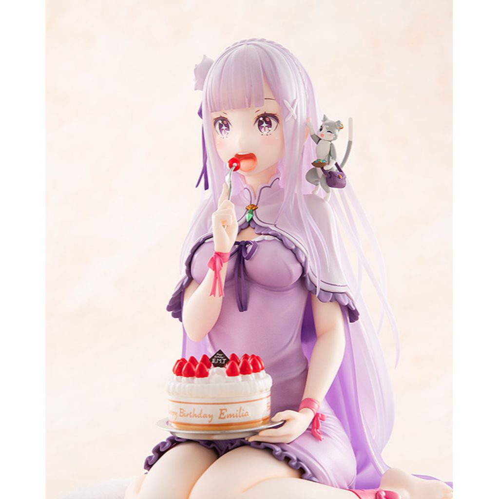 Re:Zero - Emilia Birthday Cake Ver