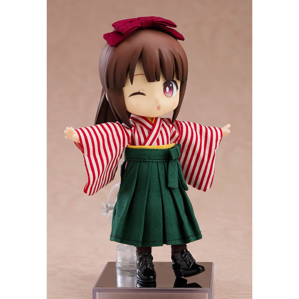 Nendoroid Doll Outfit Set - Hakama (Girl)